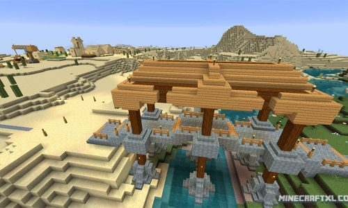 Prosdod's Resource Pack – Minecraft 1.8