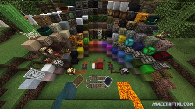 Pumpkin Patch Resource Pack