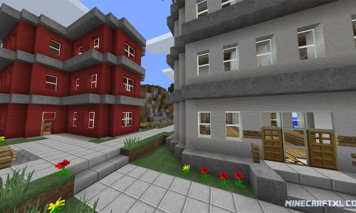 R3D.CRAFT Resource Pack for Minecraft 1.7/1.6