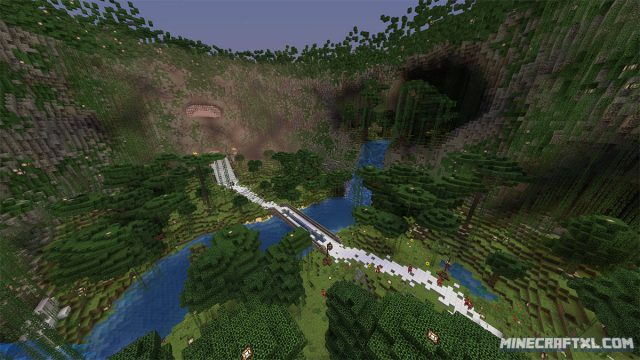 Ragecraft CTM Map