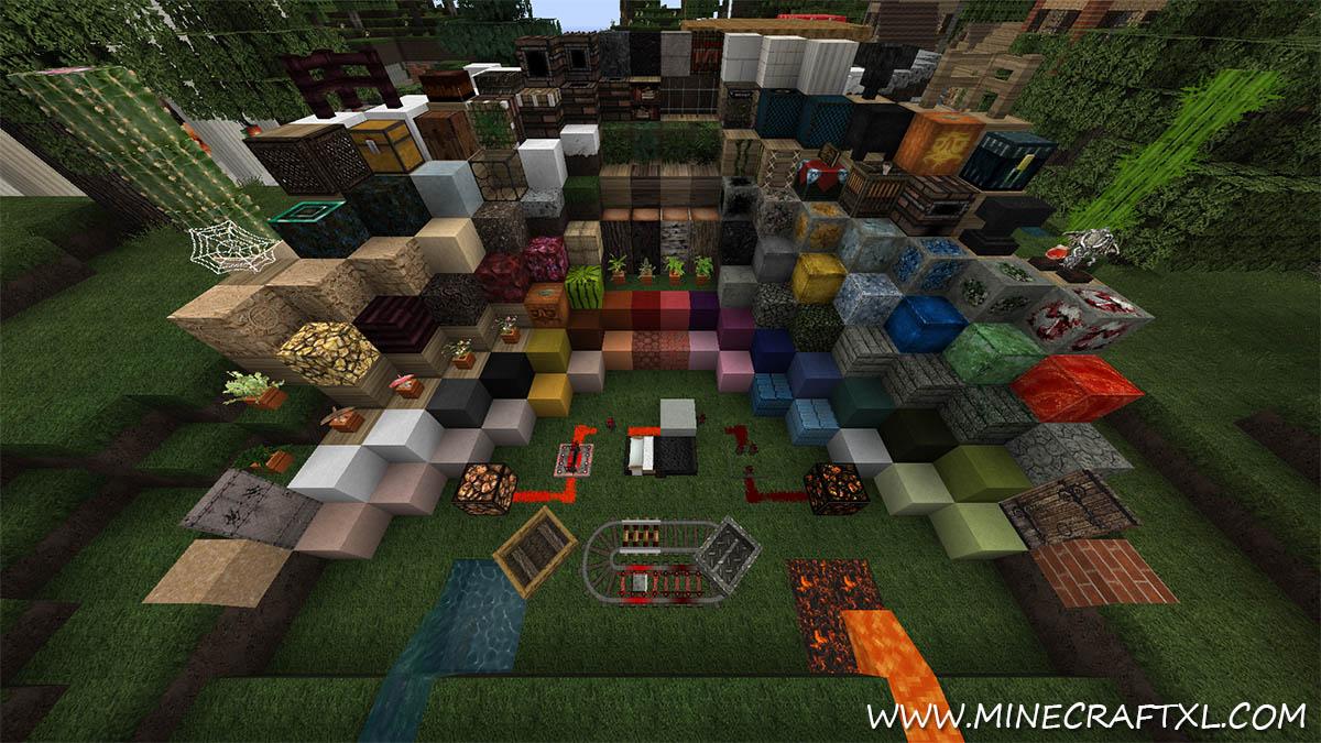 Minecraft resource pack faithful 1710 - 3786