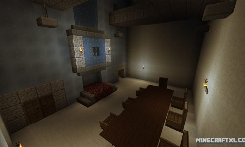 Rogue Map for Minecraft 1.8.X