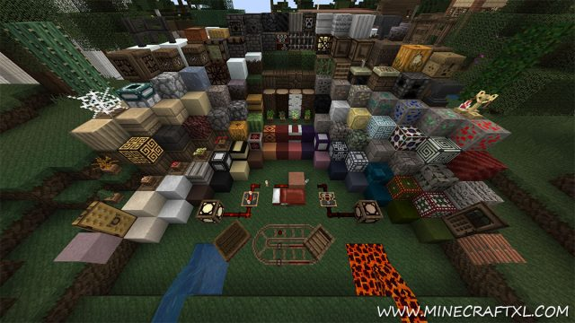Romecraft GERMANIA Resource Pack