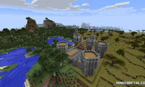 Ruins Mod for Minecraft 1.8/1.7.10