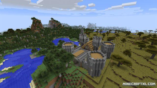 Ruins Mod