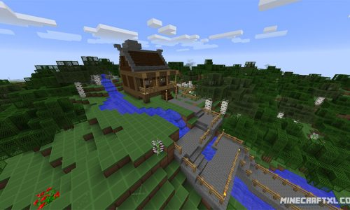 Simplecraft Resource Pack for Minecraft 1.8
