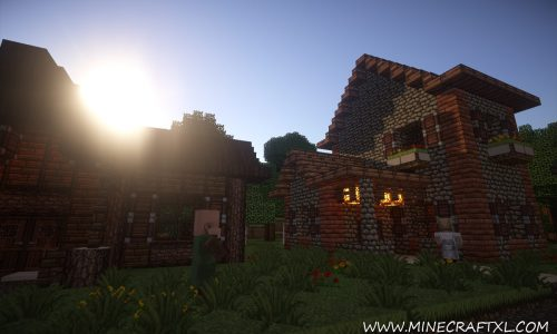 Sonic Ether's Unbelievable Shaders (SEUS) Mod for Minecraft 1.7.2/1.6.4/1.6.2
