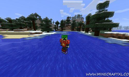 Special Armor Mod for Minecraft 1.6.4