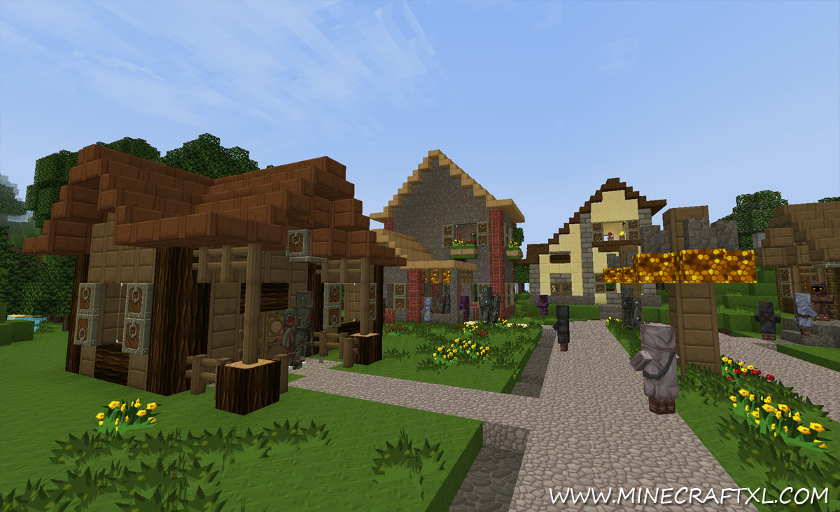 Sphax PureBDCraft Resource and Texture Pack for Minecraft ...  Sphax PureBDCra...