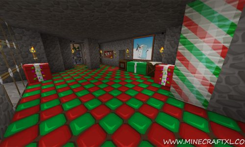 Sphax XmasBDcraft Resource Pack for Minecraft 1.7.4/1.6.4
