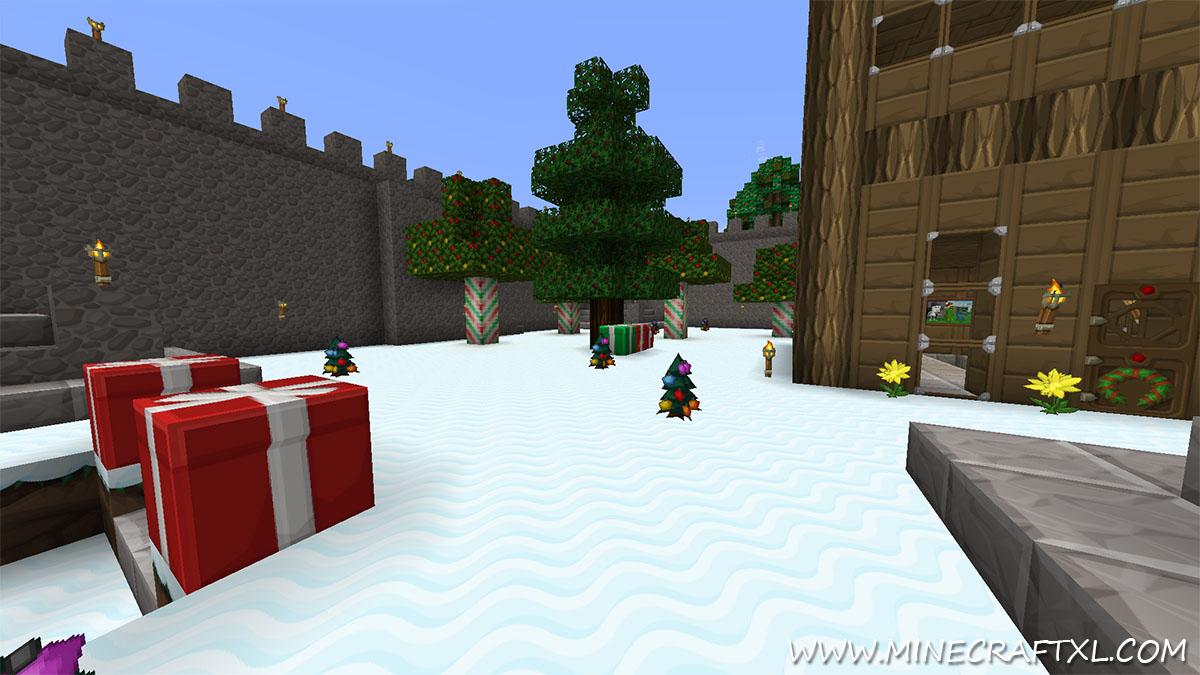 5 сидов с деревней на Minecraft 1.11 - Все для Майнкрафт