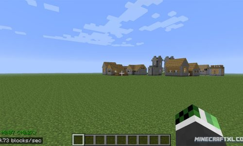 Squake (Quake Movement) Mod for Minecraft