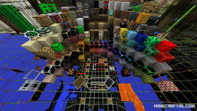 Strongestcraft Xray Resource Pack