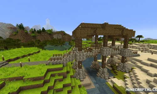 SummerFields Resource Pack for Minecraft 1.8