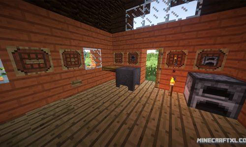 Super Crafting Frame Mod for Minecraft 1.7.2/1.6.2