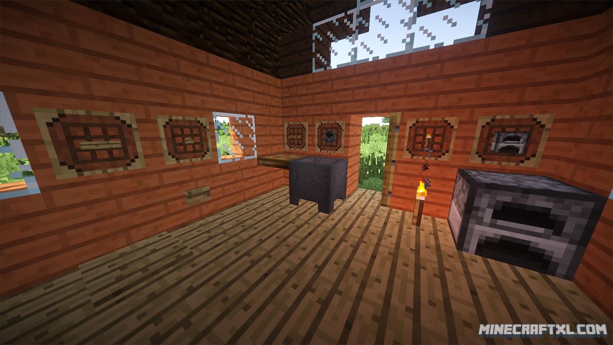 Super Crafting Frame Mod for Minecraft 1.7.2/1.6.2 - MinecraftXL