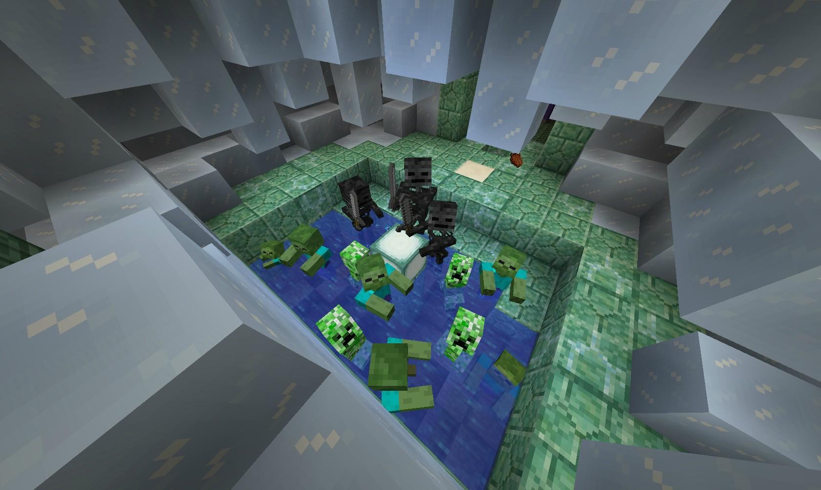 captive minecraft 4 darkness challenge