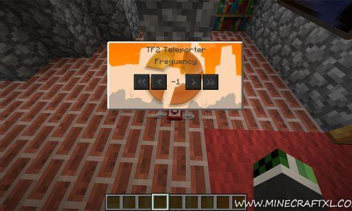 TF2 Teleporter Mod for Minecraft 1.6.4