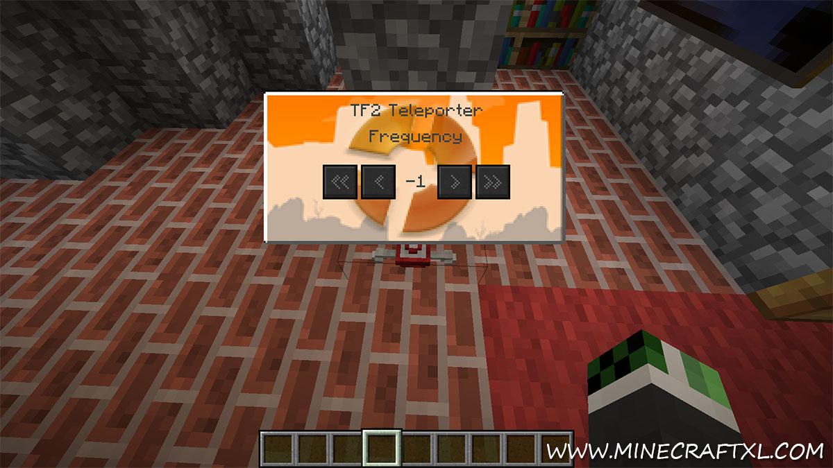 TF Teleporter Mod Download For Minecraft MinecraftXL - Minecraft player teleport mod
