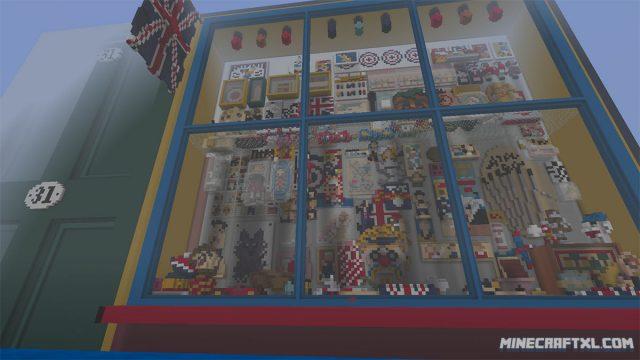 Tateworld Toyshop Map