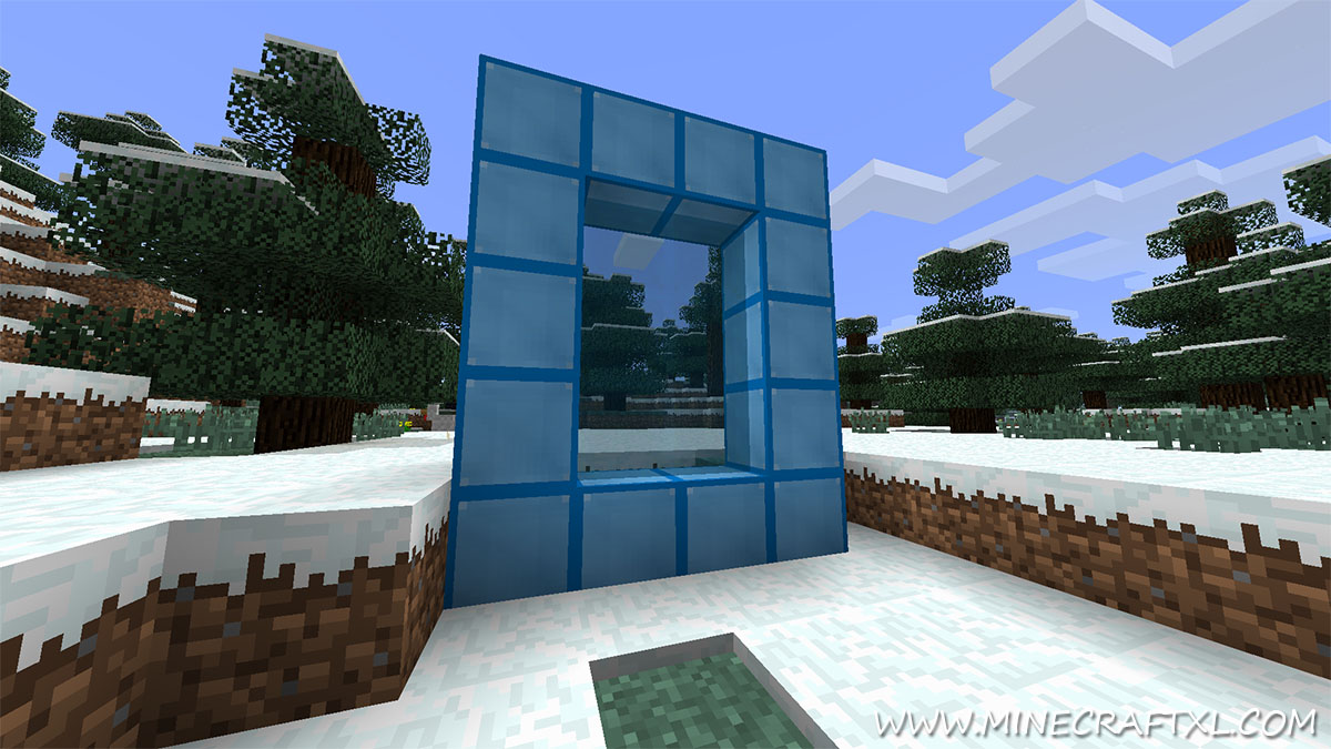 Teleportation Mod Download For Minecraft MinecraftXL - Minecraft teleport player to dimension