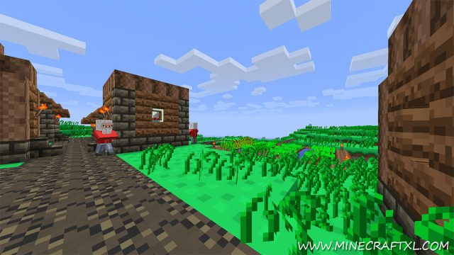 Terraria Craft Texture Pack