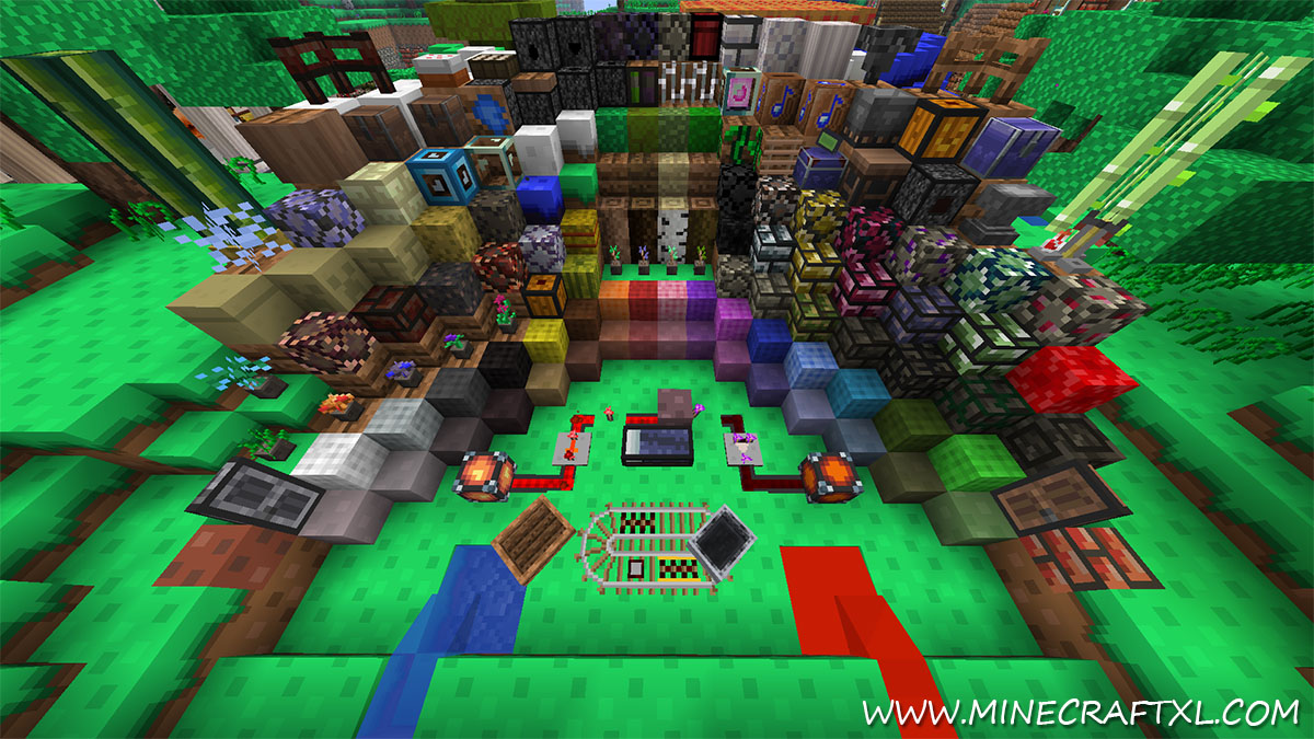 Terraria Craft Resource Pack Download for Minecraft 1 6 4/1 6 2
