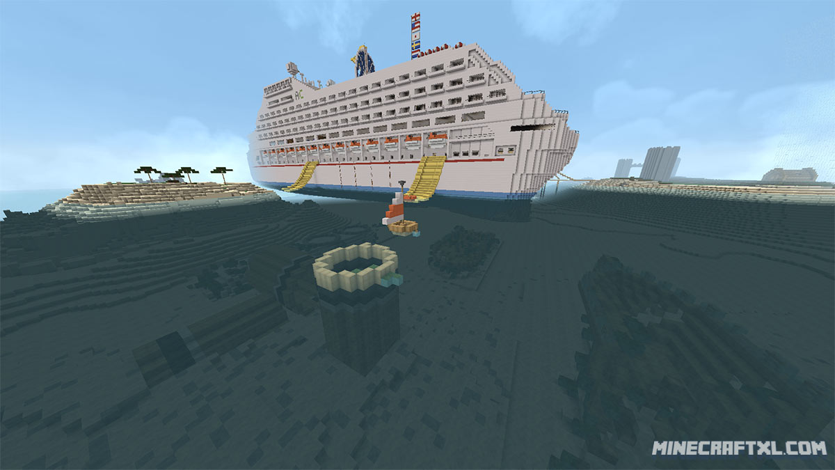The cruise map download for minecraft 18 the cruise map publicscrutiny Choice Image