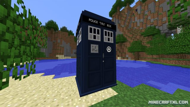 The Dalek Mod Download for Minecraft 1.7.10/1.7.2