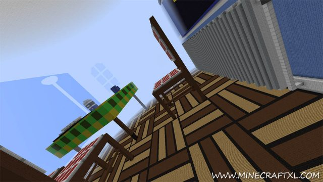 The Dropper Adventure and Puzzle Map