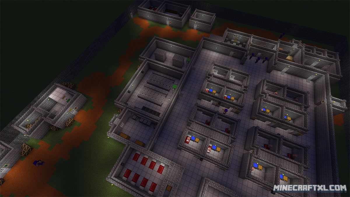 minecraft escapists resource pack download