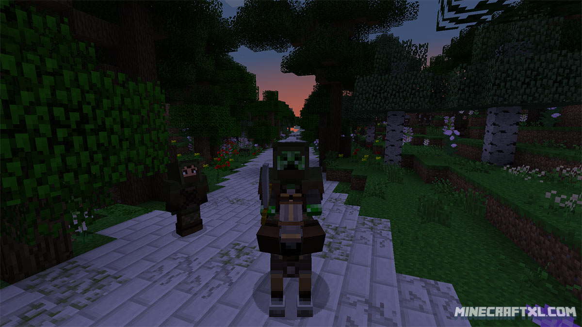 Minecraft Mods To Go With Lord Of The Rings