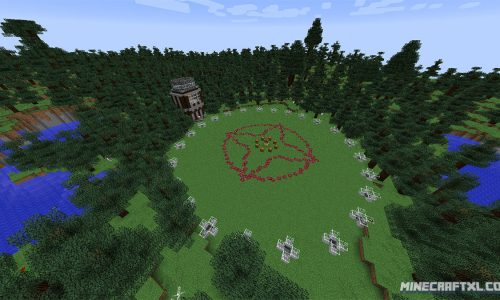 The Survival Games Map