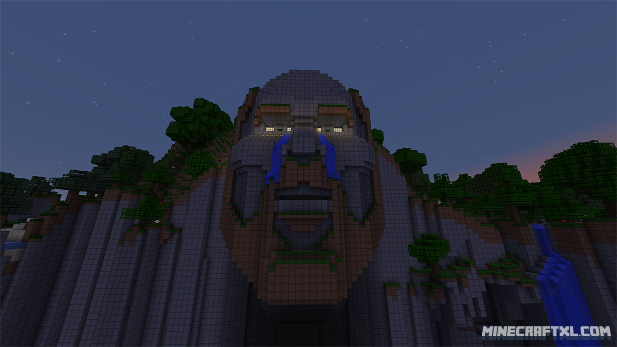 The Temple Of Notch Map Download For Minecraft 1 7 1 6 Minecraftxl