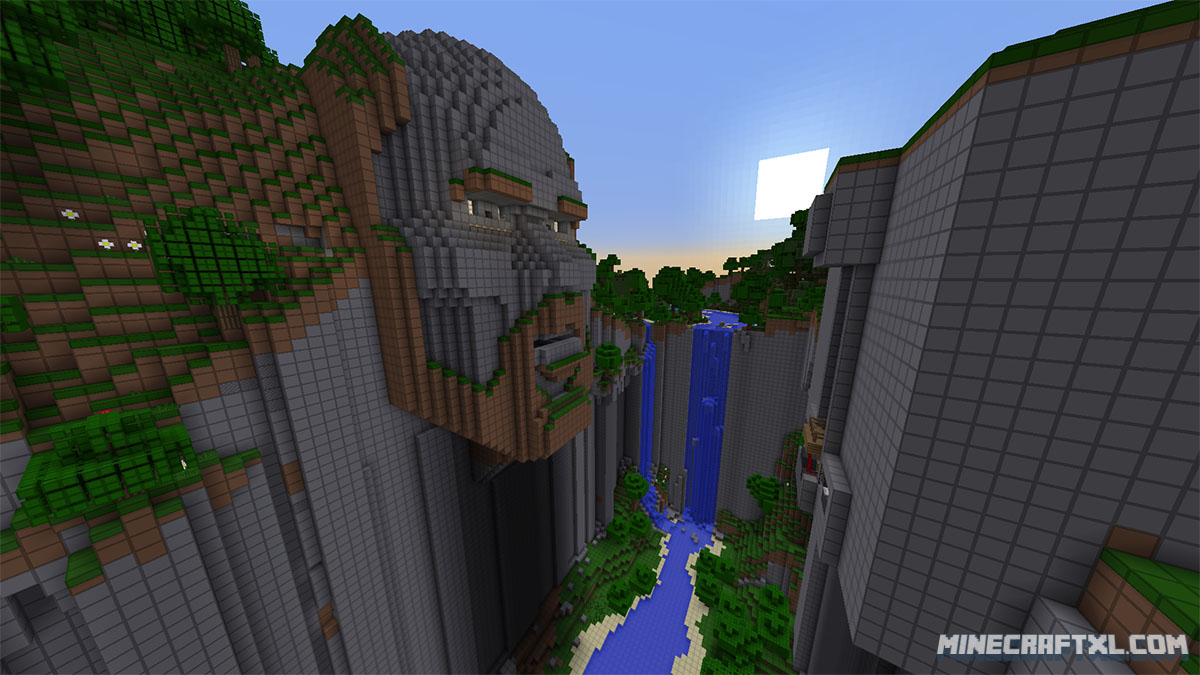 how to open a downloaded map in minecraft