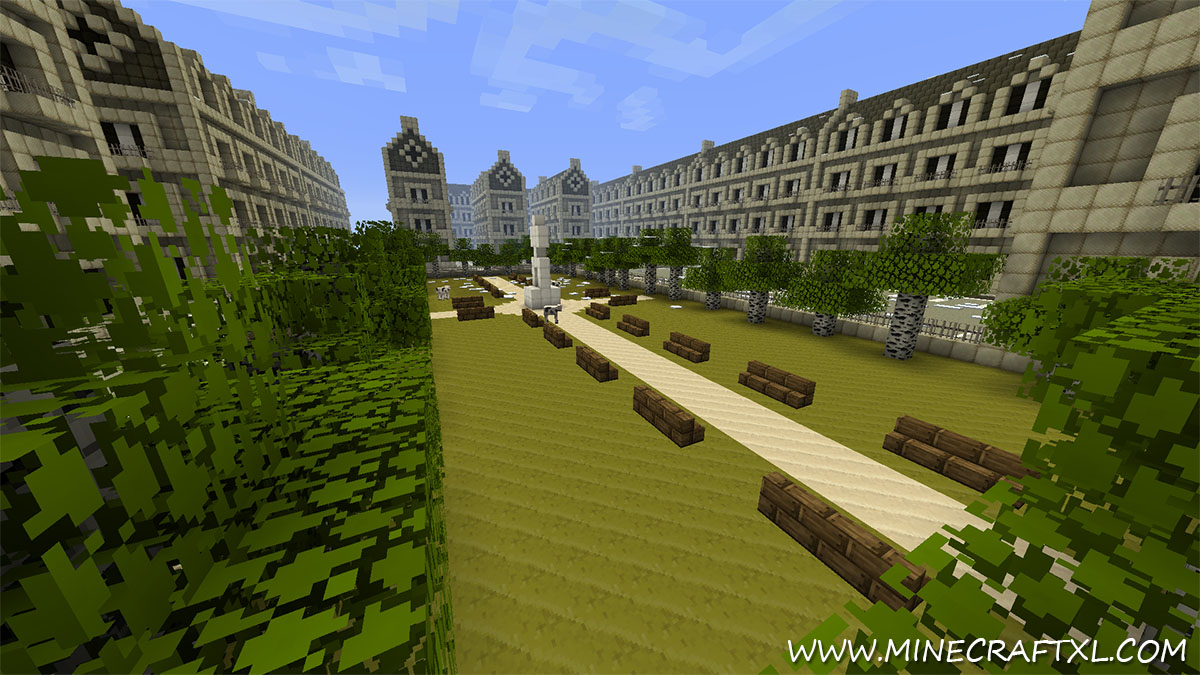 The Tourist Adventure Map Download For Minecraft 1 7 2 1 6 4 1 6 2