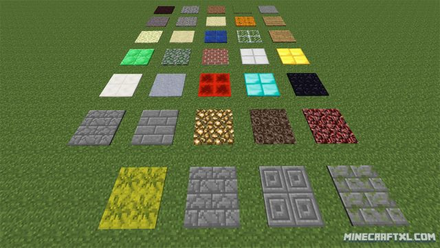 Tiles Mod for Minecraft