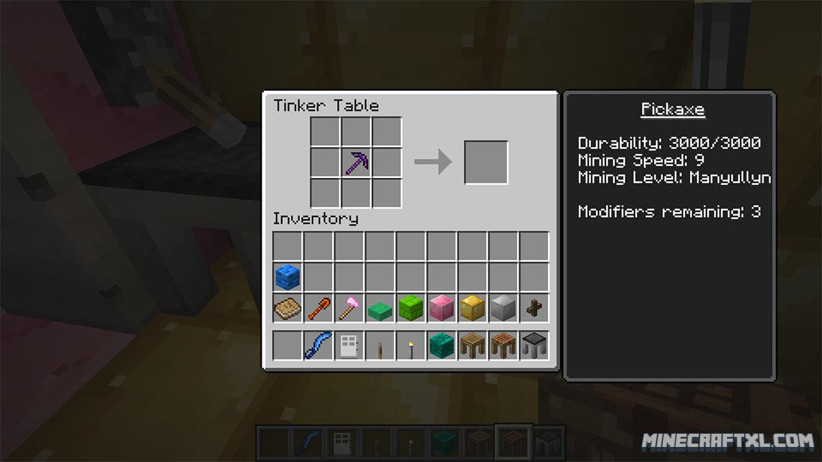 Скачать Tconstruct для Minecraft 1.7.10