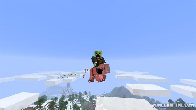 Trail Mix Mod for Minecraft