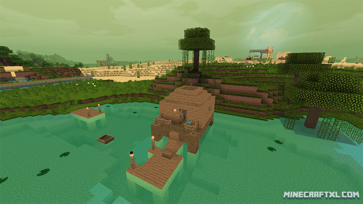 Triton Resource/Texture Pack Download for Minecraft 1 8