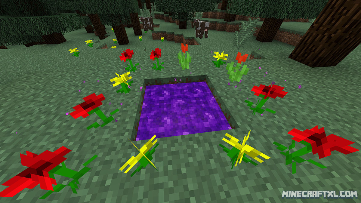 Twilight forest uncrafting table