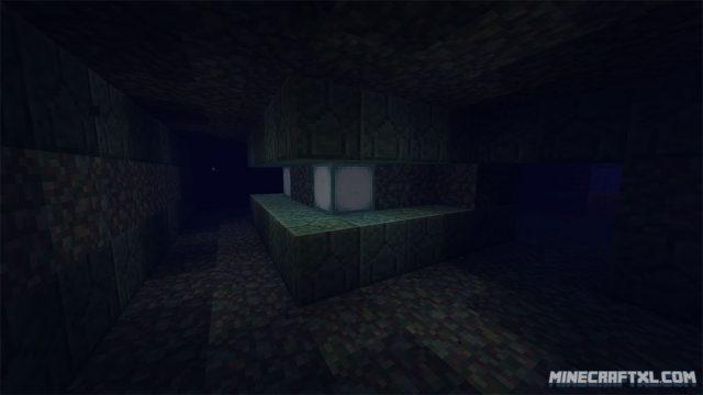 Underwater Temple Seed