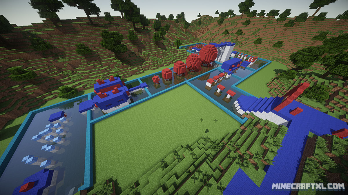 Wipeout map for minecraft 1716 minecraftxl wipeout map publicscrutiny Choice Image