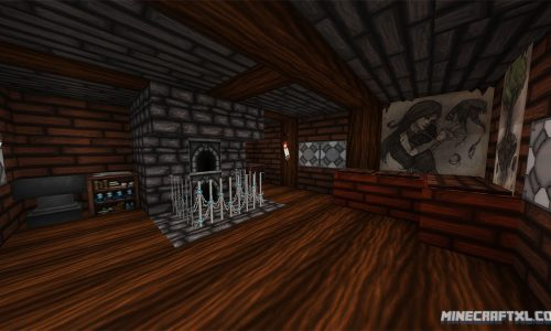 Wolfhound Resource Pack for Minecraft 1.8