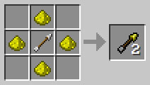 Crafting Spectral Arrows
