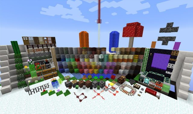 Default Minecraft Resource Pack