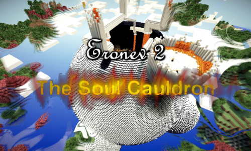 Eronev 2: The Soul Cauldron Map for Minecraft 1.6