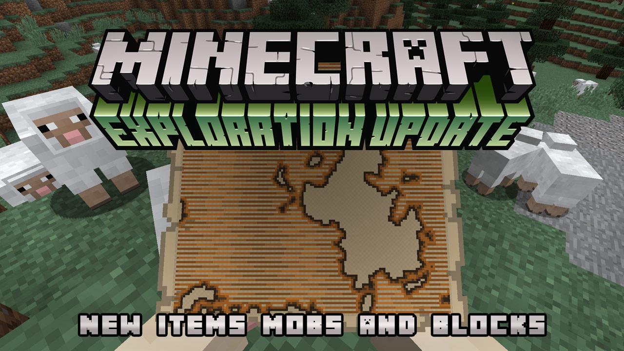 Minecraft 1 11 The Exploration Update Changelog