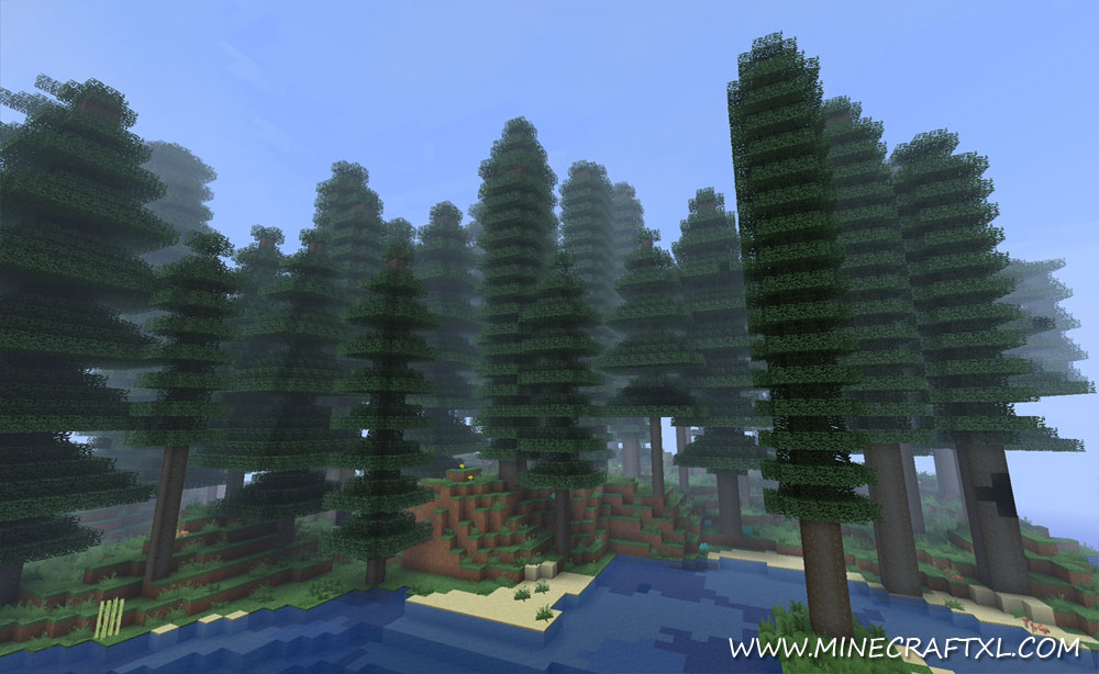Extrabiomes Xl Mod Download For Minecraft 1 6 2 Minecraft Xl