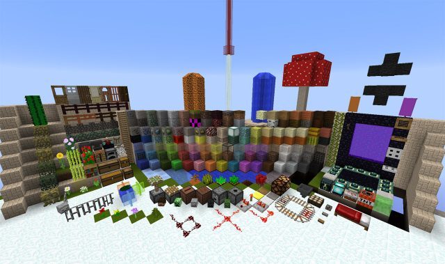 FabooPack Resource Pack for Minecraft